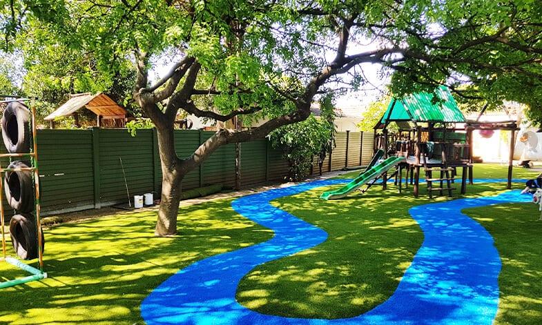 Artificial School Playgrounds Easigrass JHB North