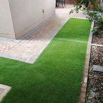 Artificial Grass Backyard Maintenance